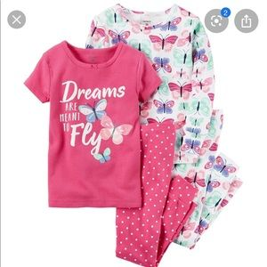 Carter's 12 Month Pajama Set